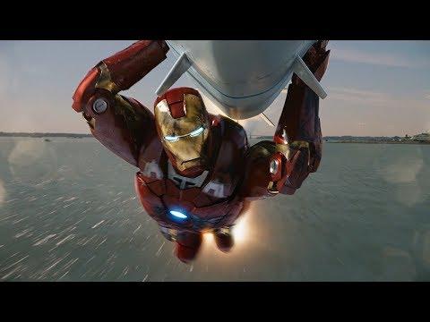 Железный Человек спасает