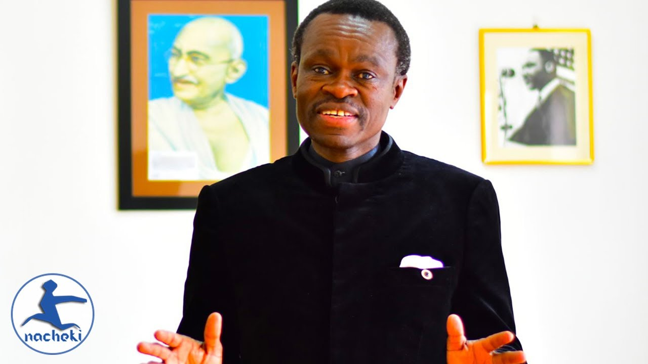PLO Lumumba Speech on Keeping the Pan African Dream Alive for Africans