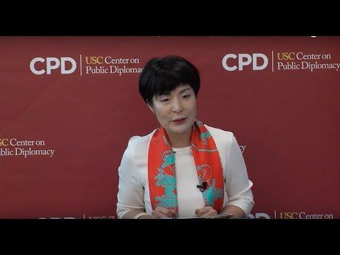 Ms. Enna Park, Ambassador for Public Diplomacy, Korean Ministry of Foreign Affairs