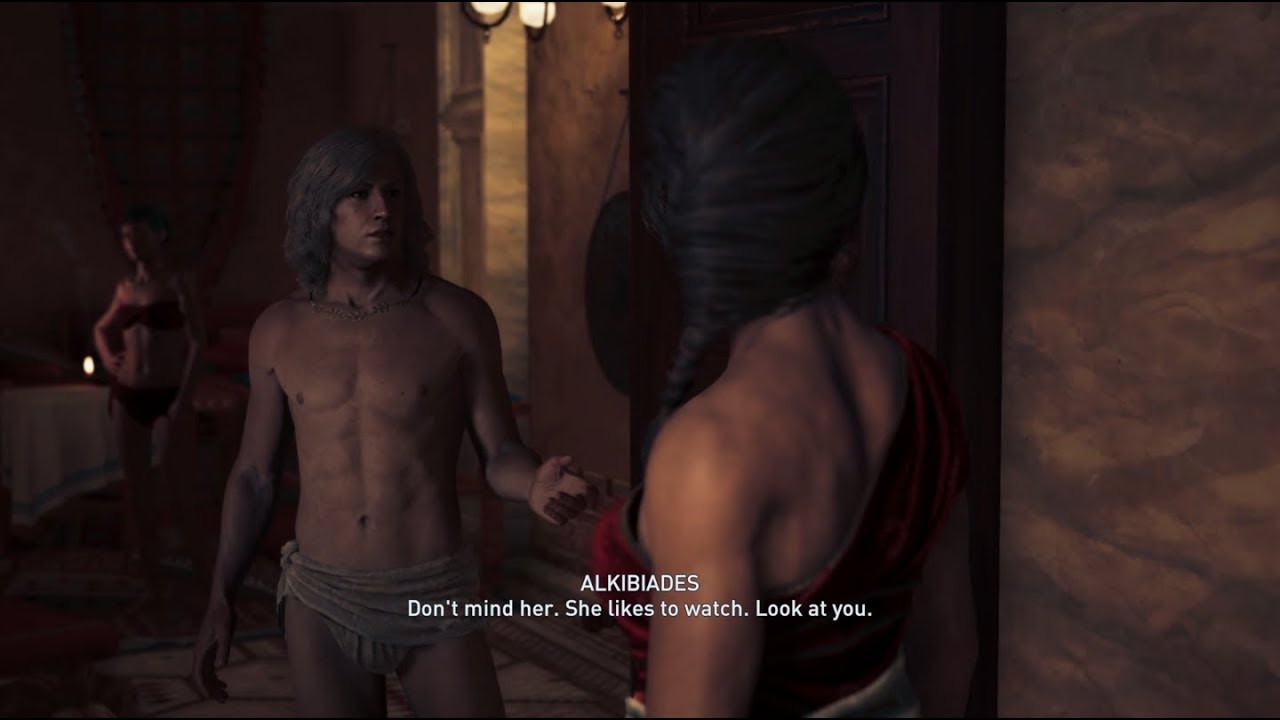 Мод на секс в assassins creed 3
