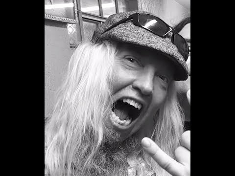"""Documentary of the late Warrel Dane and the making of his last album """"Shadow Work"""" posted.."""