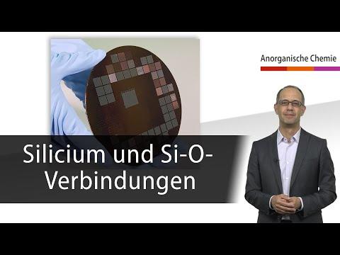 Silicium und Si-O-Verbindungen - Anorganische Chemie