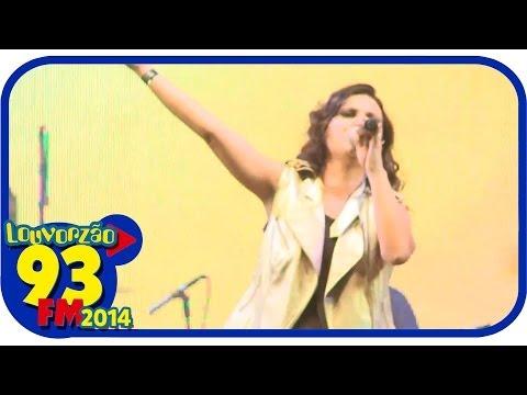 Aline Barros - LOUVORZÃO 2014 - Casa Do Pai (Vídeo Oficial)