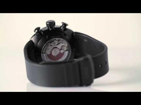 Oris TT3 Chronograph Black Watch