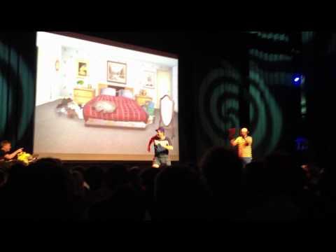 Tim & Eric - Kid Break Live in Melbourne 2012