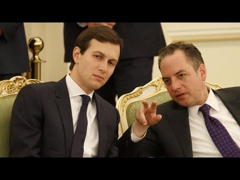Behind FBI scrutiny of Jared Kushner's contacts with Russia