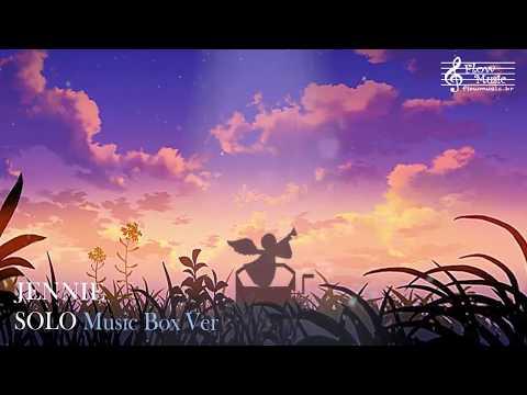 JENNIE (제니) - SOLO (솔로) 오르골 (Music Box) Ver.