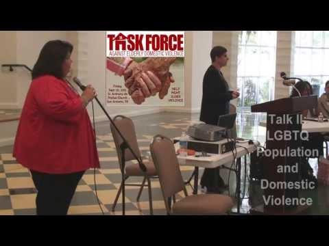 SA STGEC: TFAEDV | SATX -- LGBTs & Domestic Violence (2013)