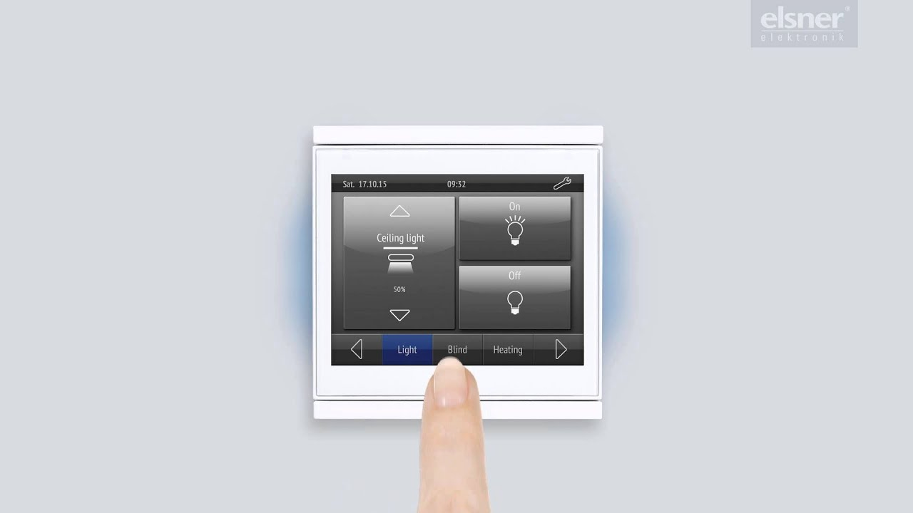Alarm Timer Corlo Touch Knx 03 Don T Miss Anything Alarm Clock Alarm Timer