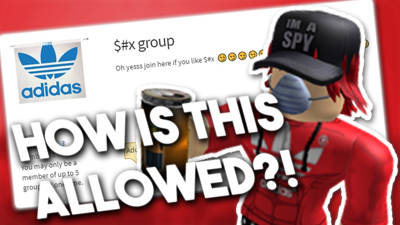 ROBLOX THE MOST DISTURBING GROUP