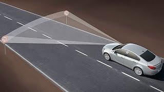 Умная дорога на примере системы распознавания дорожных знаков Opel Eye в Insignia CT