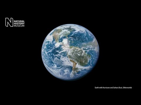 Discovering Earth: science meets art | Natural History Museum