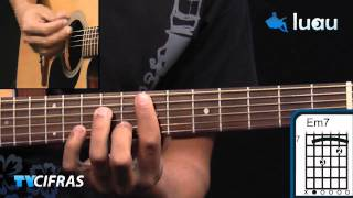 Odara - Caetano Veloso - Aprenda a tocar no Luau Cifras