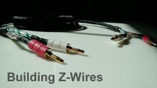 Z How - Building Awesome Speaker Cables