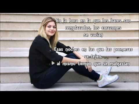Maman - Louane (Traducción al Español)