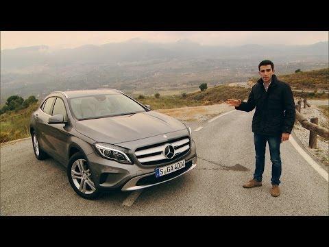 Mercedes GLA | la prova del crossover della Stella (GLA 200 CDI 4 matic)