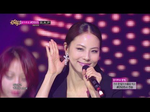 [HOT] Comeback Stage, Park Ji-yoon - Beep, 박지윤 - 빕, Show Music core 20140222