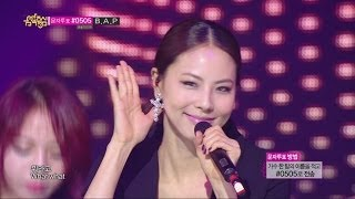 Repeat youtube video [HOT] Comeback Stage, Park Ji-yoon - Beep, 박지윤 - 빕, Show Music core 20140222