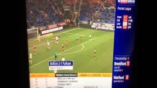 Janko's Goal against Fulham
