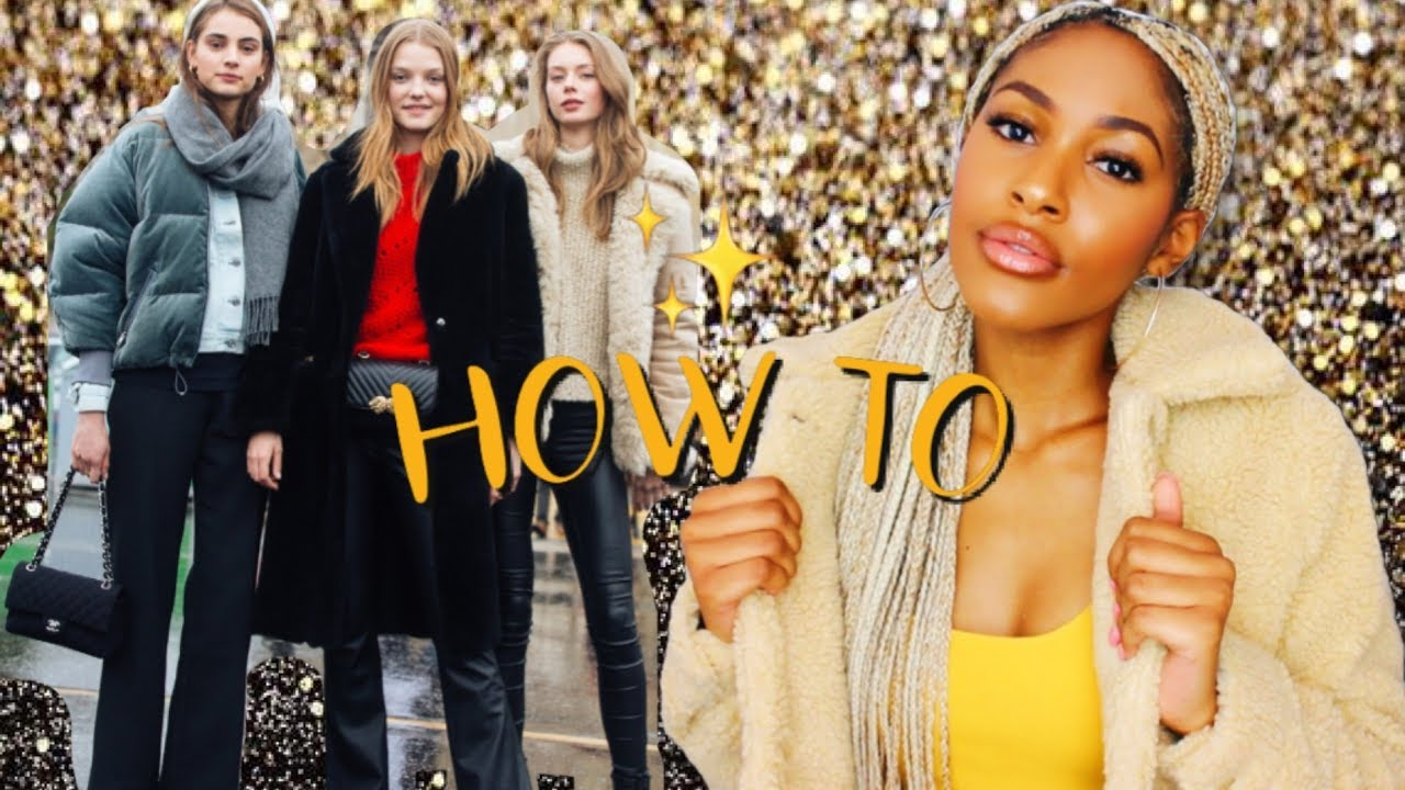 [VIDEO] - How to Create PERFECT Fall Outfits Style Tutorial Put Together Trends 101 3