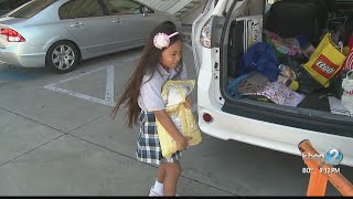7-year-old responds to Hawaii Foodbank's call for help