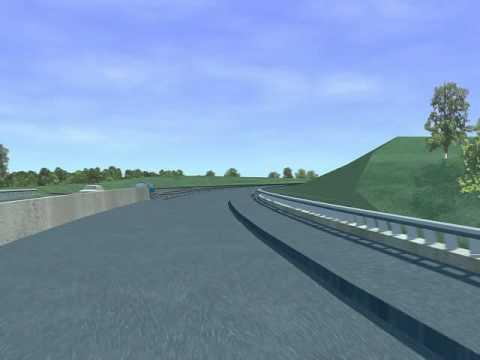 Projet d'autoroute
