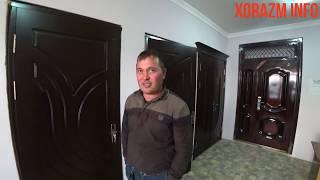 АРЗОН МДФ ВА ТЕМИР ЭШИКЛАР! УРГАНЧ.