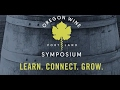 Oregon Wine Symposium 2016   Oregon Rocks: The Story of Our Soil and Wine