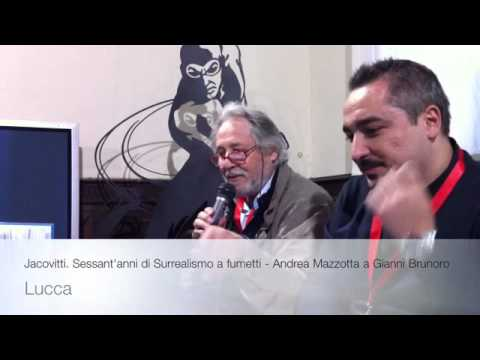 Jacovitti, sessant'anni di Surrealismo a fumetti - prima parte.MOV