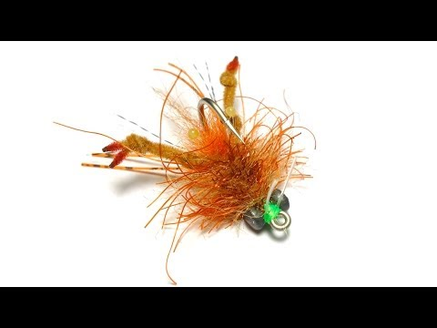 EP Clawed Tarantula Crab Fly Tying Video Instructions
