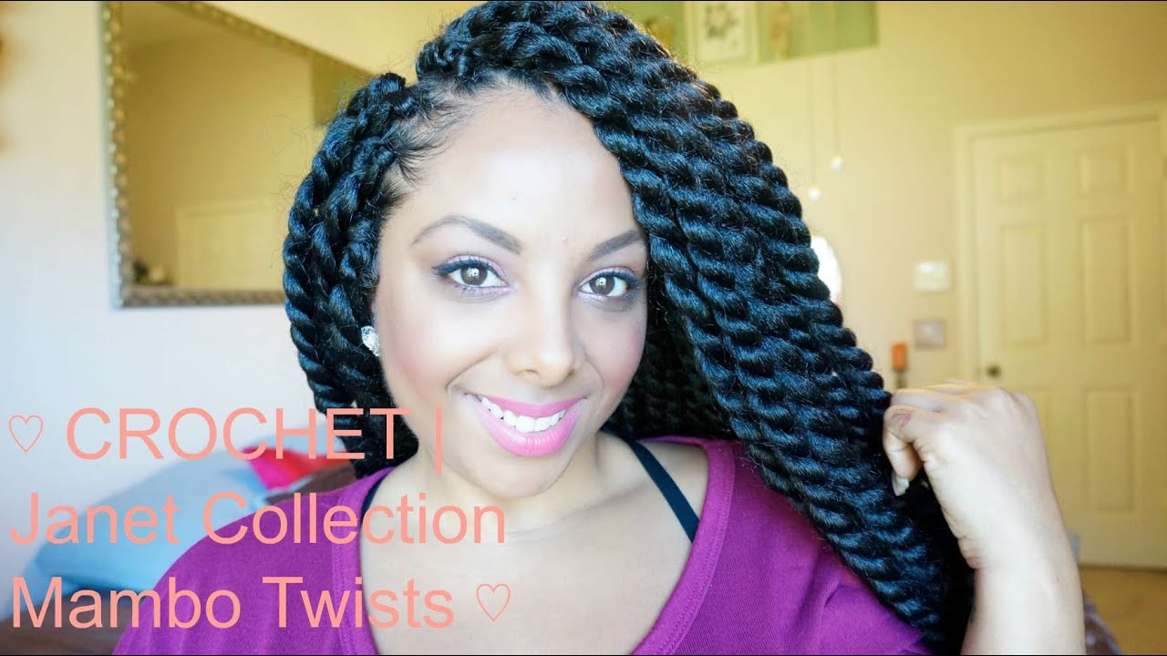 Crochet Hair Havana Mambo : CROCHET Janet Collection Havana Mambo Twist! ? - YouTube