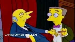 Harry Shearer Replacements for Mr. Burns