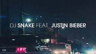 Let Me Love You   DJ Snake Justin Bieber