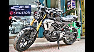 Honda CB150R ExMotion in Bangladesh - FIRST LOOK REVIEW, SPEC, PRICE