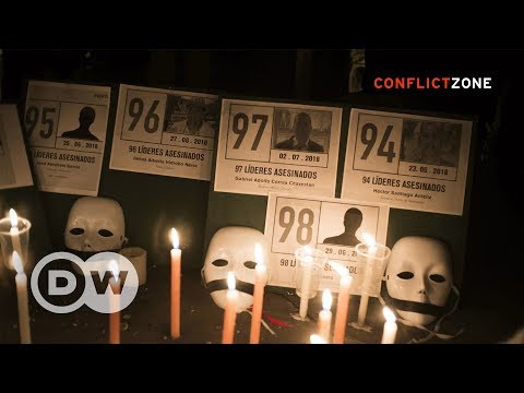 Colombia's peace deal: Where is the peace? | DW English