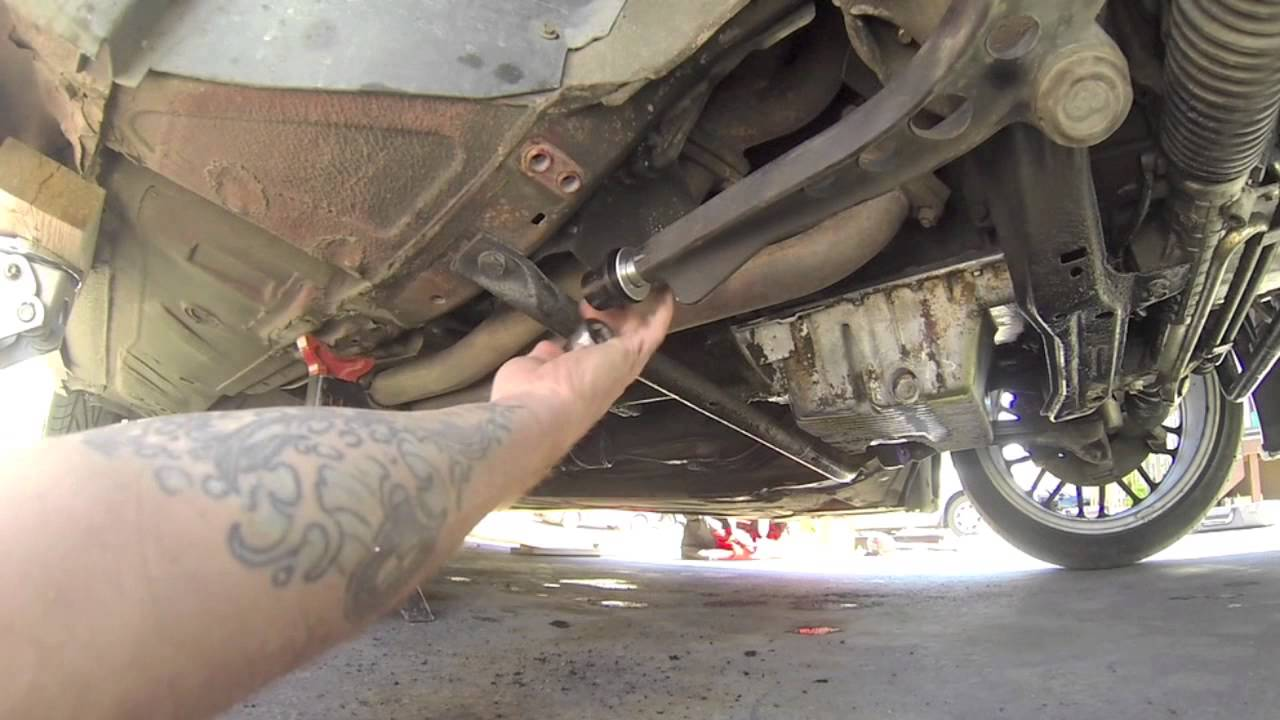 Bmw E36 Control Arm Bushing Replacement D I Y Powerflex