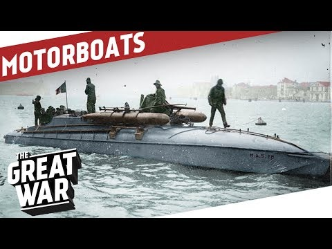 Hit and Run - Motor Torpedo Boats in World War 1 I THE GREAT WAR Special