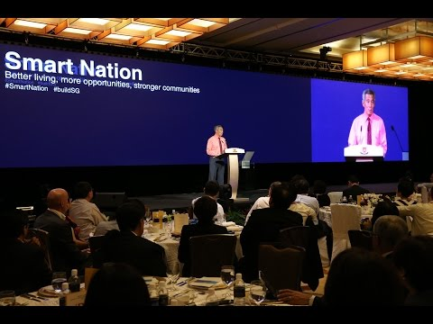 Launch of Smart Nation Initiative