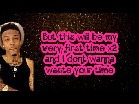 August Alsina - First Time (Lyrics)