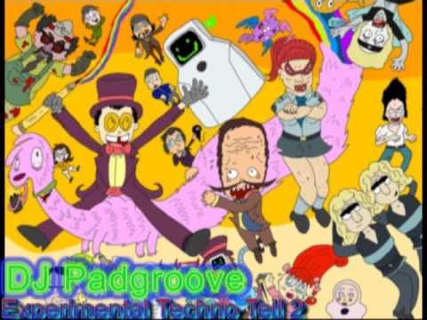 EXPERiMENTAL TECHNO Teil 2 - 2:01h - Live Set by DJ Padgroove