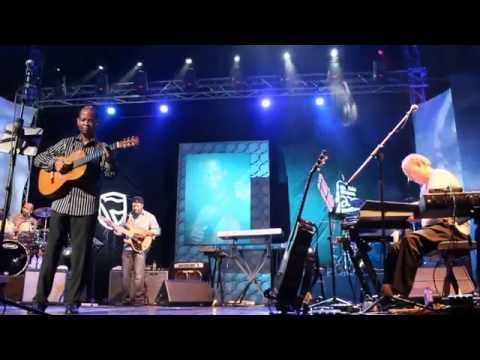 Earl Klugh performs 'Wishful Thinking' at Ghana Jazz Festival 2015