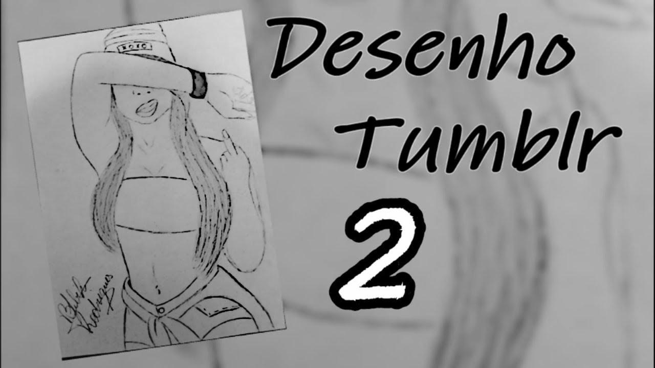 Amor De Fã Tumblr: Desenho Tumblr 2