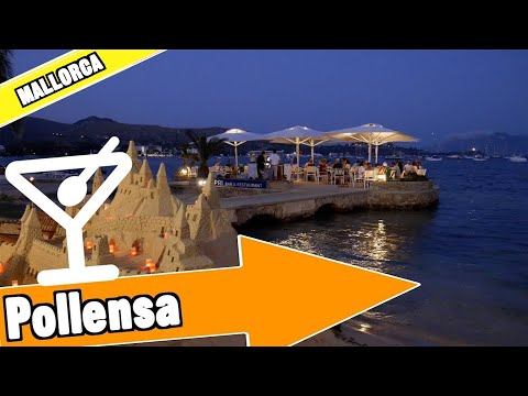 Puerto Pollensa Majorca Spain: Evening and nightlife