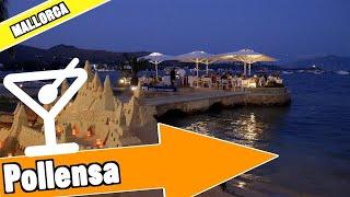 Puerto Pollensa Mallorca Spain: Evening and nightlife