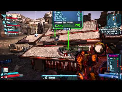 Borderlands Two? Part 5: Grape Velocity