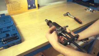 Lincos® MG50132 Sada separátorov na ložiská