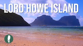 Lord Howe Island 2, Australia in HD