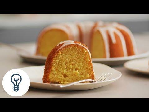 Sunset Magazine's Whole Orange Cake | Genius Recipes