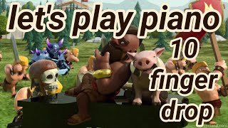 let's play piano | clash of clans hacks? mods? scripts? | 3 Star War Attack | TH12 | lavaloon | 2018