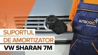 Întreținere VW Sharan 1 - tutoriale video gratuit